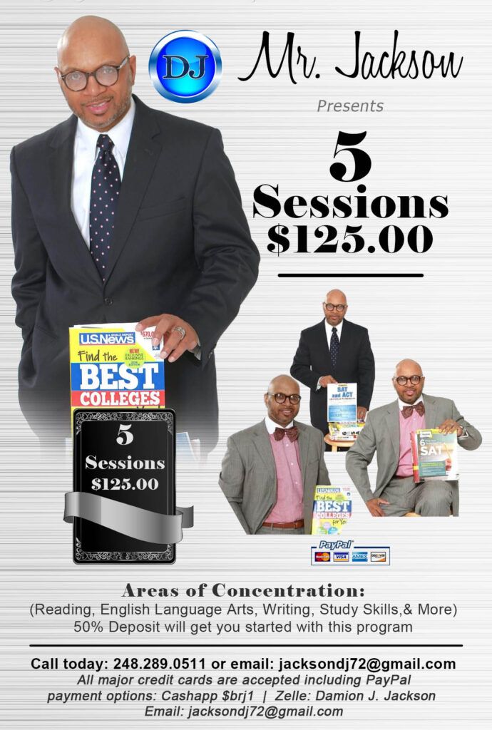 2nd semester, 5 session special!